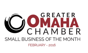Greater Omaha Chamber Small Business of the Month