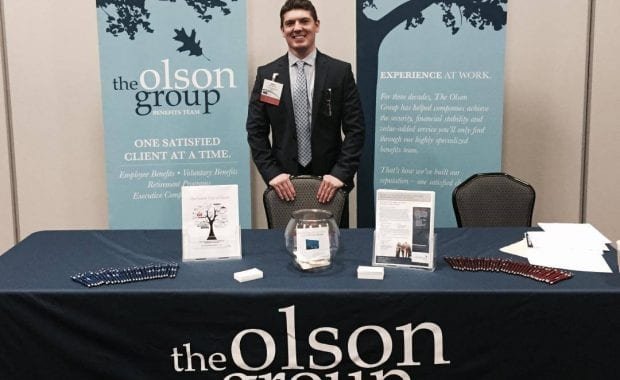 The Olson Group Booth