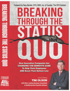 breaking through the status quo