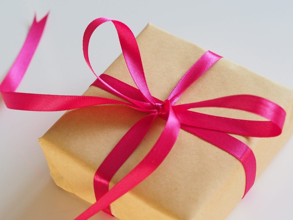 exclusion for gift